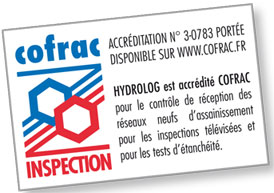 hydrolog-certification-cofrac-inspection-logo