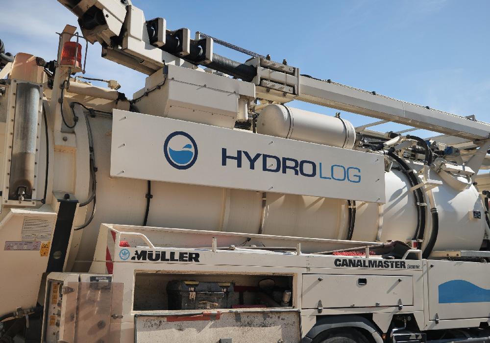 hydrocureur hydrolog