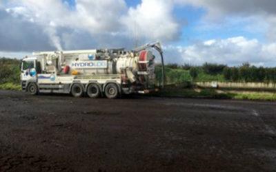 Pompage de bassin et son nettoyage chez La Grande Jaugue (33)